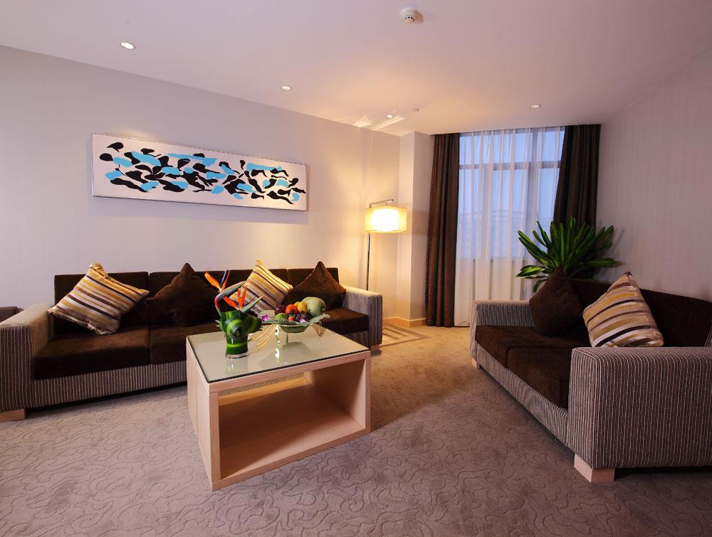 Deluxe Suite Winwin Hotel